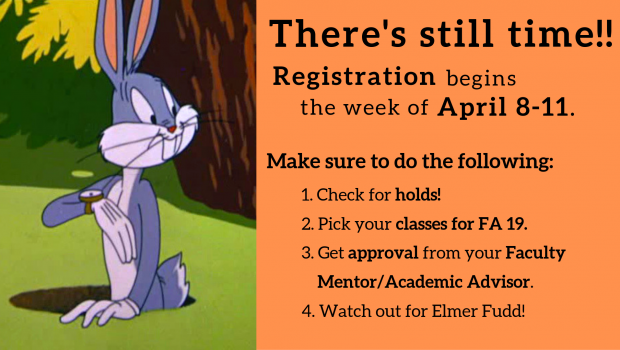 Be Advised… There's Still Time!!