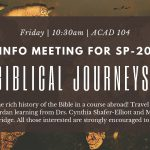 """Experience the Bible Abroad with """"Biblical Journeys""""!"""