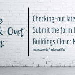 Housing Check-Out Process