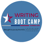 Writing Boot Camp is Coming Soon!
