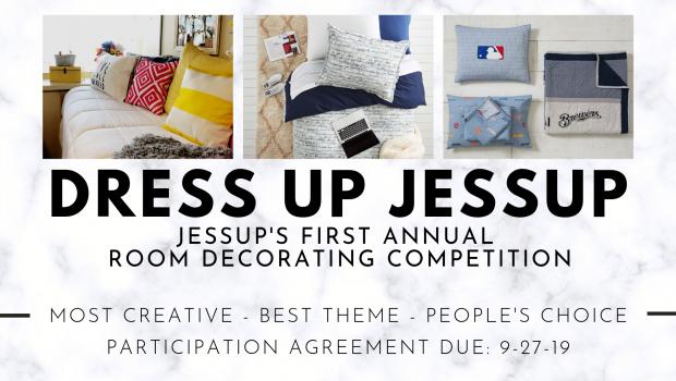 DRESS UP JESSUP