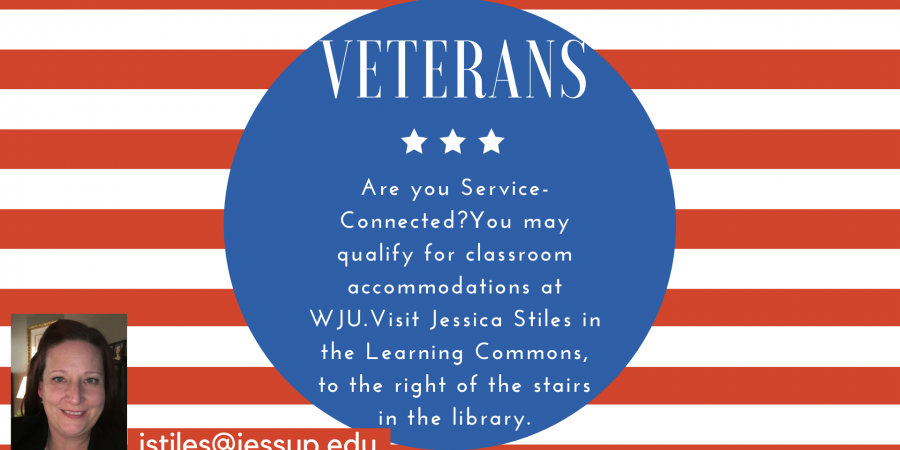 Accommodations for Veterans