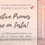 Elective Promos Are Here!