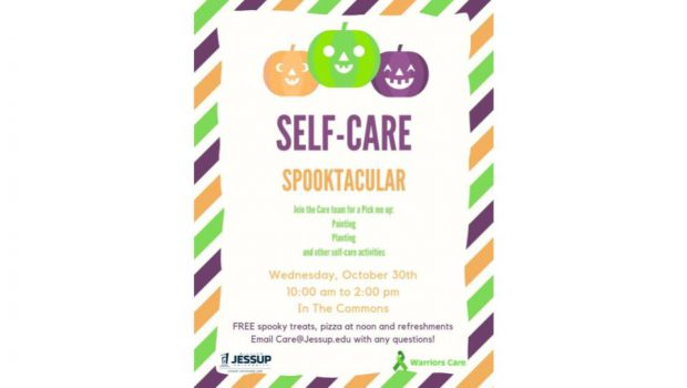 Self-Care Spooktacular