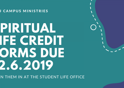 SLC Forms Due 12.6.2019