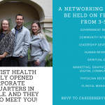 Adventist Health – Site Tour and Networking Event Feb.6