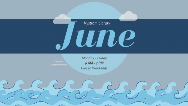 June Library Hours