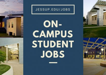 On-Campus Student Jobs