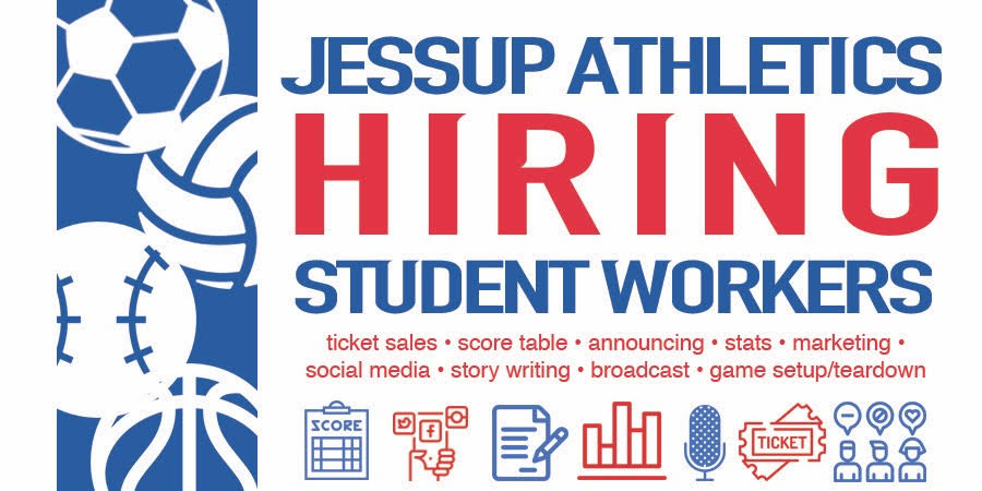 Jessup Athletics Game Day Worker Jobs