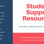 Student Services During Covid-19 Interruption