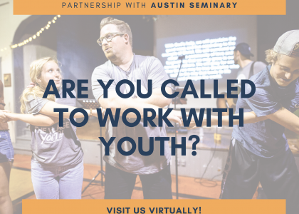 Youth Ministry Fellowship – Applications now available!