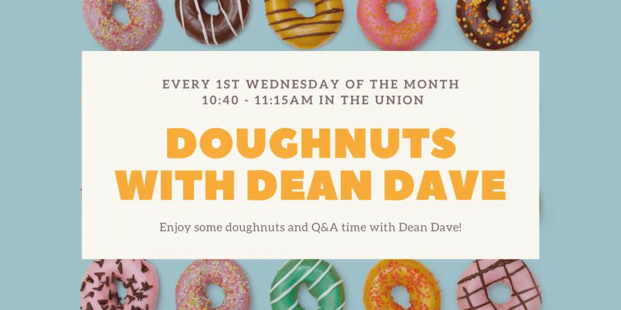 Doughnuts with Dean Dave