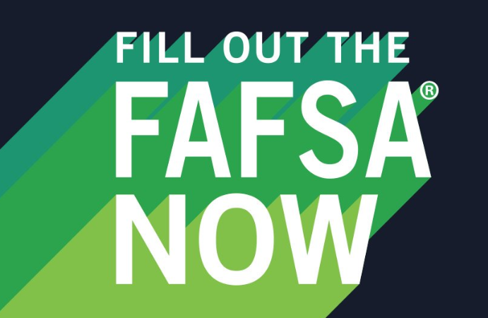 It's time to complete your 2021-2022 FAFSA!