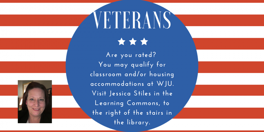 Accommodations Available for Veterans